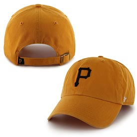 Pittsburgh Pirates Cooperstown Cleanup Adjustable Cap