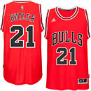 Chicago Bulls Jimmy Butler Red Swingman Jersey