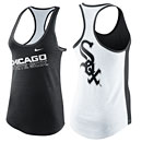 Chicago White Sox Ladies Dri-Fit Racerback Tank Top