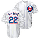 Chicago Cubs Jason Heyward Youth Home Cool Base Replica Jersey