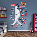 Chicago Cubs Addison Russell REAL.BIG. Fathead