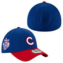 Chicago Cubs Two-Tone Patched 39THIRTY Flex Fit Cap