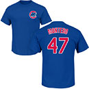Chicago Cubs Miguel Montero Youth Name and Number T-Shirt