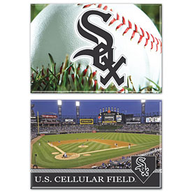 Chicago White Sox 2-Pack of Magnets
