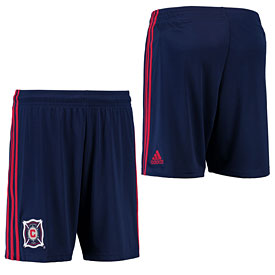 Chicago Fire Replica Shorts