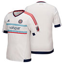 Chicago Fire SC 2016 Authentic Primary Road Jersey