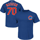 Chicago Cubs Joe Maddon Youth Name and Number T-Shirt