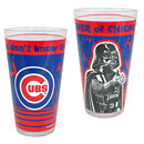 Chicago Cubs Star Wars Sublimated Pint Glass