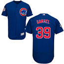 Chicago Cubs Jason Hammel Flexbase Alternate Authentic Collection Jersey