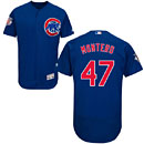 Chicago Cubs Miguel Montero Flexbase Alternate Authentic Collection Jersey