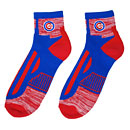 Chicago Cubs Clash Ankle Socks
