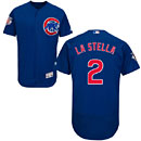Chicago Cubs Tommy La Stella Flexbase Alternate Authentic Collection Jersey