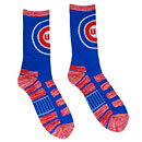Chicago Cubs Patches Crew Socks