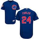 Chicago Cubs Dexter Fowler Flexbase Alternate Authentic Collection Jersey