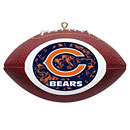 Chicago Bears Football Ornament