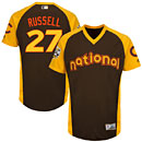 Chicago Cubs Addison Russell 2016 All-Star Game Cool Base Batting Practice Jersey