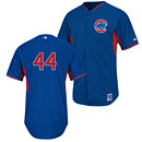 Chicago Cubs Anthony Rizzo Authentic Cool Base Batting Practice Jersey