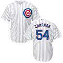 Chicago Cubs Aroldis Chapman Youth Home Cool Base Replica Jersey