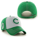Chicago Cubs St. Paddy's McGraw Cleanup Adjustable Cap