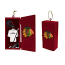 Chicago Blackhawks Team Locker Ornament