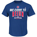 Chicago Cubs Youth 2016 Postseason Participant T-Shirt