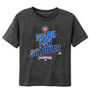 Chicago Cubs Preschool 2016 Central Division Champions Locker Room T-Shirt