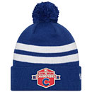 Chicago Cubs 2016 Division Champs Knit Hat with Pom