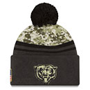 Chicago Bears Kids 2016 Salute to Service Sport Knit Hat