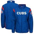 Chicago Cubs Ladies On Field Thermal Jacket