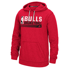 Chicago Bulls Icon Status Hooded Sweatshirt