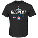 Chicago Cubs 2016 Division Series Clinch T-Shirt