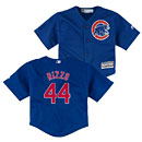Chicago Cubs Anthony Rizzo Toddler Alternate Replica Jersey