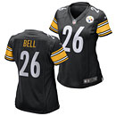 Pittsburgh Steelers Le'Veon Bell Ladies Game Replica Jersey