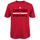 Chicago Bulls Youth Practice Wear Climalite T-Shirt