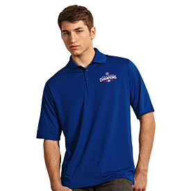 Chicago Cubs 2016 World Series Champions Exceed Polo