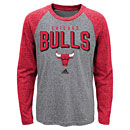 Chicago Bulls Youth Pedigree Long Sleeve T-Shirt