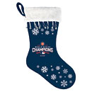 Chicago Cubs 2016 World Series Champions Snowflake Stocking