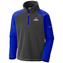 Chicago Cubs Youth 2016 World Series Champions Columbia Glacial 1/4 Zip Jacket