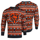 Chicago Bears Aztec Ugly Sweater
