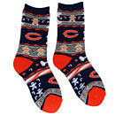 Chicago Bears Ugly Sweater Socks