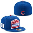 Chicago Cubs 2016 World Series Champions Marquee Sign 59FIFTY Fitted Cap