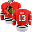 Chicago Blackhawks Tomas Jurco Youth Red Premier Jersey w/ Authentic Lettering
