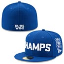 Chicago Cubs World Series Champions 59FIFTY Fitted Cap