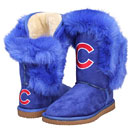Chicago Cubs Ladies Champions Boots