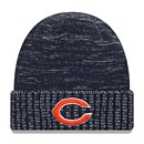 Chicago Bears 2017 Color Rush Knit Hat
