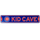 Chicago Cubs Kid Cave Sign