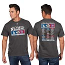 Chicago Cubs 2017 NLCS Match Up T-Shirt