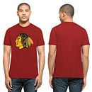 Chicago Blackhawks Red Club T-Shirt