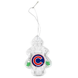 Chicago Cubs Traditional Acrylic Tree Ornament