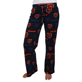 Chicago Bears Ladies Insider All Over Sleep Pants